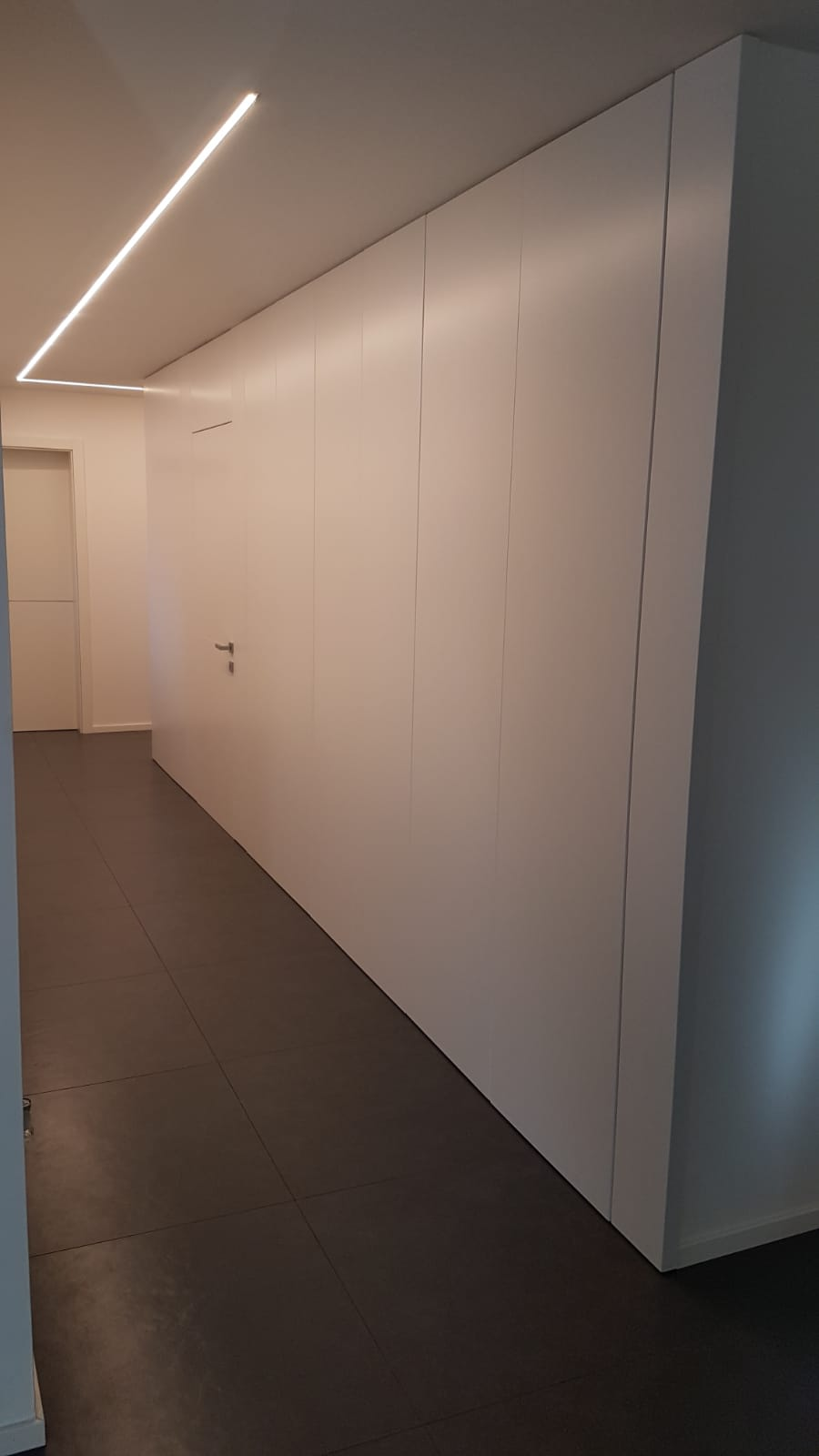 Progettazione cabine armadio Trento